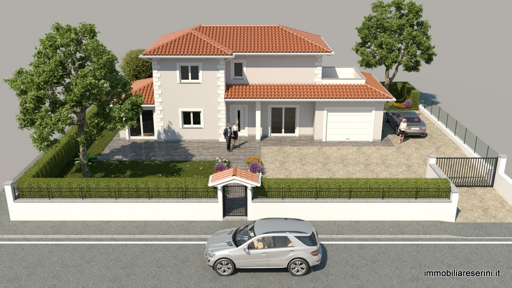 In vendita case in legno o cemento tra montegranaro e m for Comprare garage indipendente